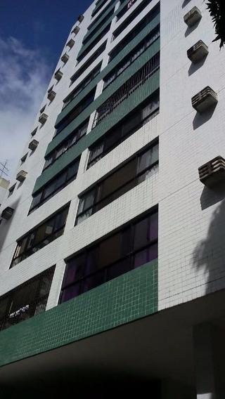 Apartamento Em Madalena, Recife/pe De 92m² 3 Quartos À Venda Por R$ 370.000,00 - Ap280578