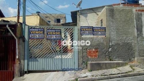 Imagem 1 de 1 de Terreno À Venda, 200 M² Por R$ 249.000,00 - Jardim Eusonia - Guarulhos/sp - Te0033