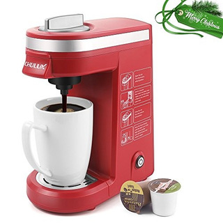 Cafetera De Filtro Chulux Qf-cm802 Una Sola Taza Para