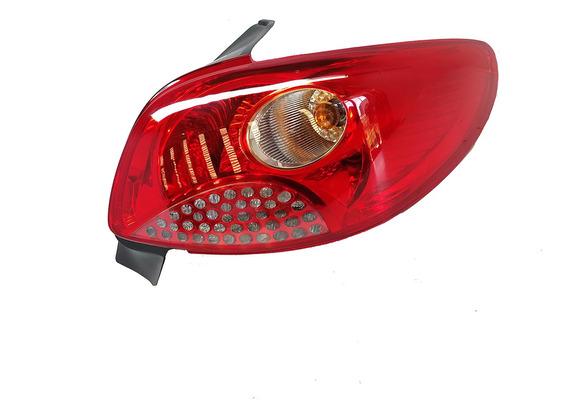 Lanterna Traseira Direita Original Peugeot 207