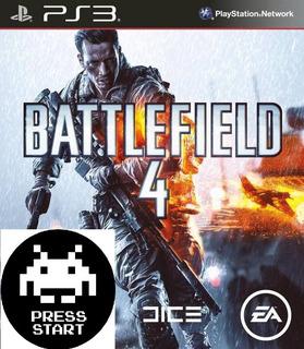 Battlefield 4 Standard Edition + Online Pass Ps3 Limbogames