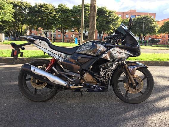 Hero Karizma 220cc 2017 Unico Dueño