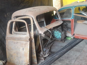 Ford 1946 1951 1953 1955 1956 Chasis Arenero Trailer Pick Up