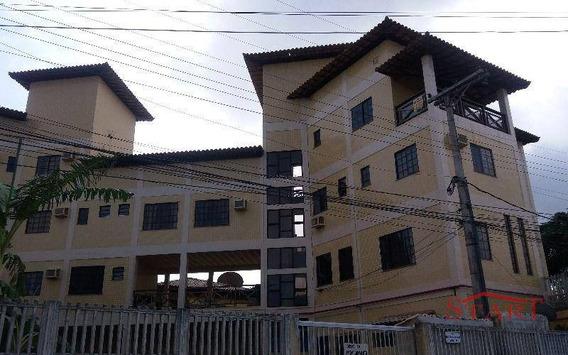 Apartamento Residencial À Venda, Cidade Nova, Iguaba Grande. - Ap0044