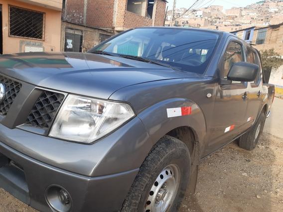 Vendo Camioneta 4x4 Nissan Navara Deaño2014