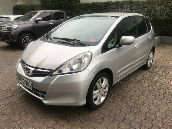 Honda Fit 1.5 Ex-l At 120cv