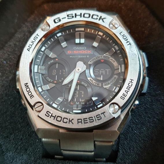 Relógio G-shock G-steel Gst-w110d-1aer