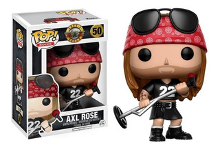 Funko Pop #50 Axl Rose Guns And Roses