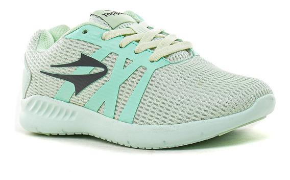 Topper Strong Pace W Verde Agua 81479