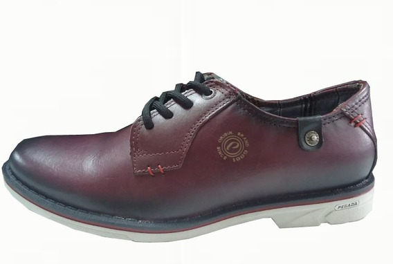 Sapato Social Pegada 23901 -anilina