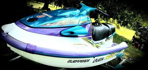 Moto De Agua Yamaha Waverunner Xl 760 Triplaza Jet Ski