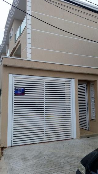 Sobrado Em Vila Pires, Santo André/sp De 127m² 3 Quartos À Venda Por R$ 470.000,00 - So295777