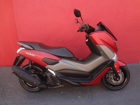 Yamaha Nmax 160 Abs 2016 Vermelha