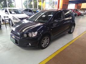 Chevrolet Sonic Ltz 1.6 Automático Topp De Linha !!