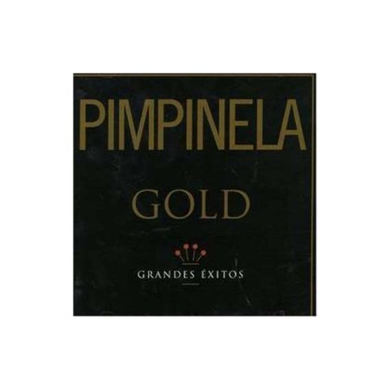 Pimpinela Pimpinela Gold Cd X 2 Nuevo