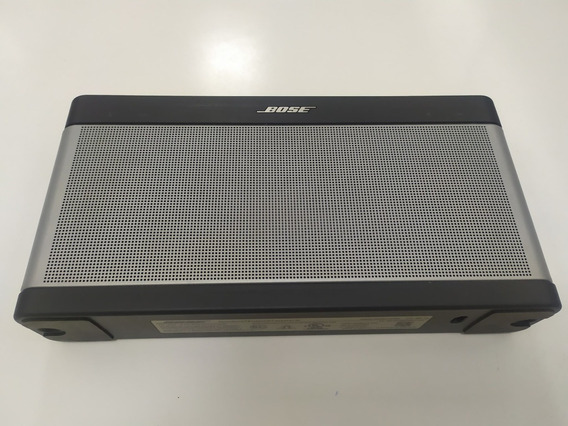 Caixa De Som Bluetooth Bose Soundlink Iii