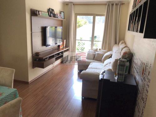 Imagem 1 de 18 de Apartamento Com 3 Dorms, Baeta Neves, São Bernardo Do Campo - R$ 290 Mil, Cod: 1679 - V1679