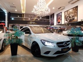 Mercedes-benz Classe Cla 1.6 Vision Turbo Flex 4p 2015
