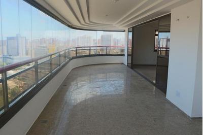 Apartamento Em Meireles, Fortaleza/ce De 320m² 4 Quartos À Venda Por R$ 2.600.000,00 - Ap230648