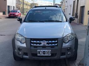 Fiat Strada 1.6 Adventure Cd C/alarma + Lona + Enganche