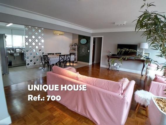 Apartamento Para Alugar No Bairro Campo Belo Em São Paulo - - 700-2