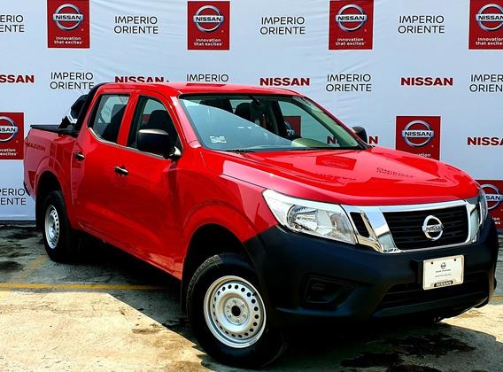 Nissan Doble Cabina Se 2020 Seguro Gratis Y 0% En Cxa
