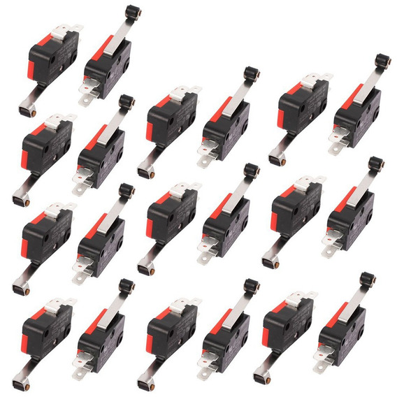 Micro Interruptor Alav Rxdz 10pcs V-156-1c25 Spdt Switch