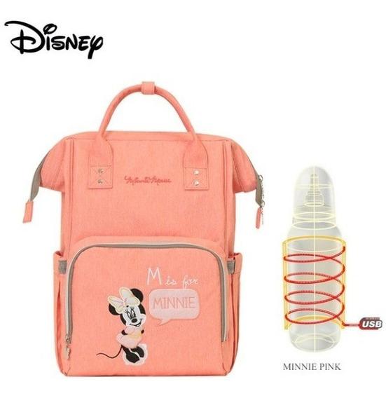 Mochila Maternidade Mickey Minnie Disney Promoção