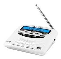 Midland Wr120 Alerta Sismica Radio Meteorologico Temblor