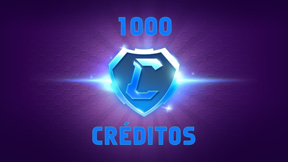 1000 Creditos - Rocket League Pc
