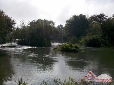 2 Terreno Para Chácara Em Guararema - Sp - 3499