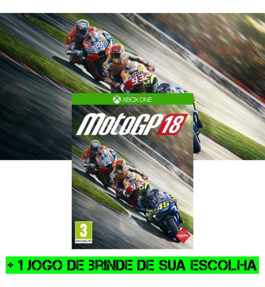 Moto Gp 18 Xbox One Midia Digital + 1 Jogo De Brinde