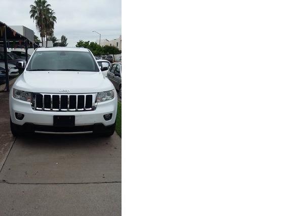 Jeep Grand Cherokee Limited Lujo 5.7l 4x2 2013 Seminuevos
