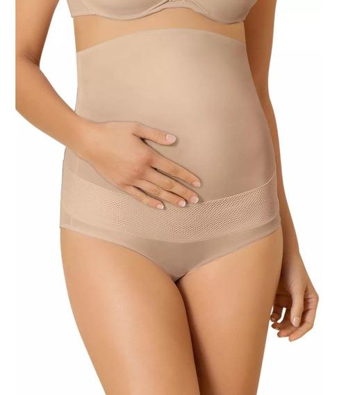 Set De 4 Panties Para Embarazo Leonisa