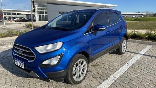 Ford Ecosport Titanium 1.5 2020