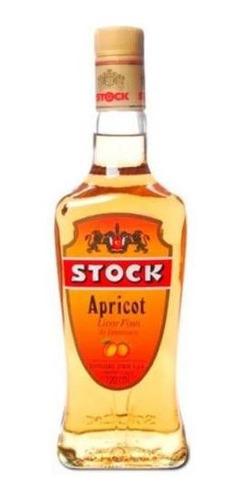 Licor Stock Apricot 720ml