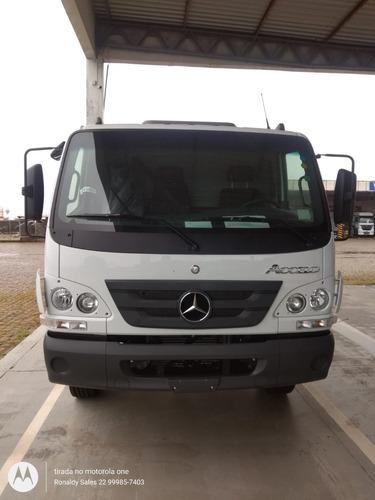 Imagem 1 de 8 de Mercedes-benz 1016 0km Com Garantia De Fabrica