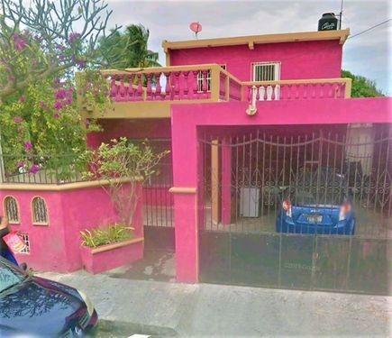 Casa En Venta En Feliciano Canul Reyes
