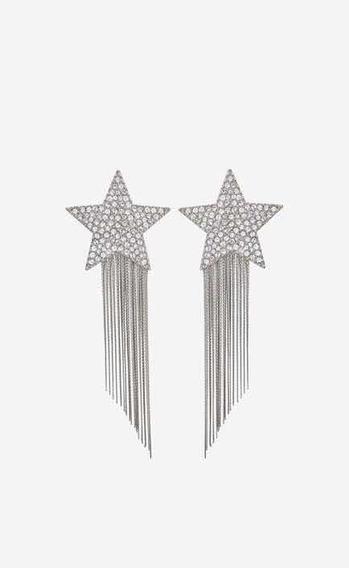 Aretes Estrella De Lujo