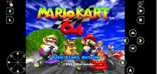 Mario Kart 64 + Pack De Juegos Para Android Y Windows