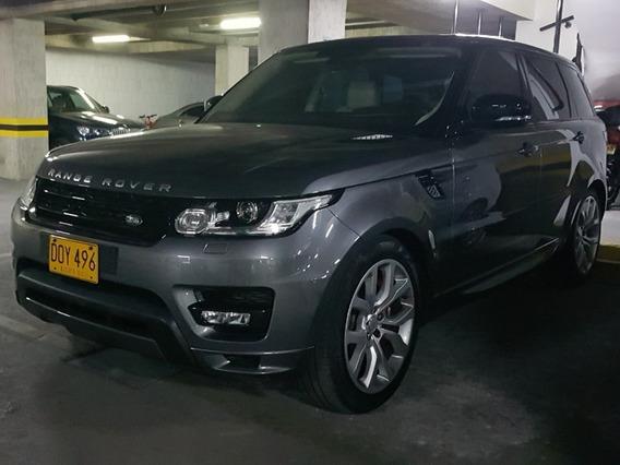 Land Rover Range Rover 2016 V8 Supercargada