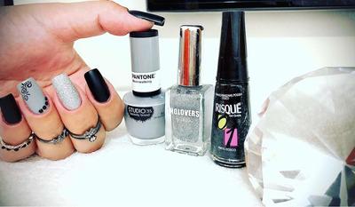 Alongamento, Manicure E Pedicure