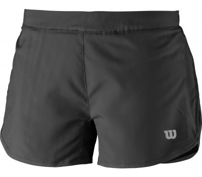 Short Femenino Wilson - Short Core W Negro - Tenis