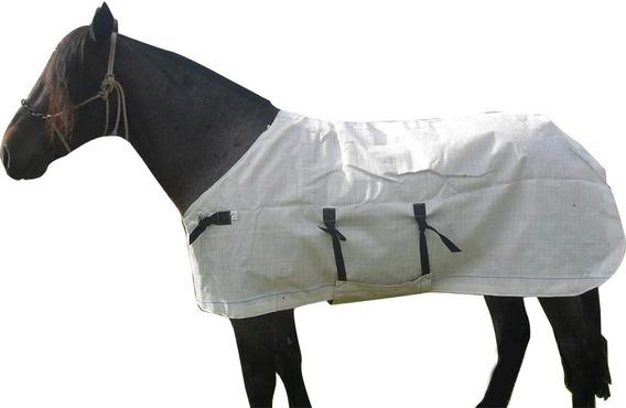Capa De Saco E Forro De Estopa Ideal Para O Cavalo No Frio