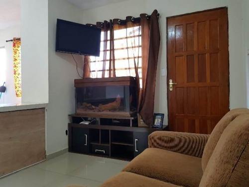 Apartamento No Guapiranga - Itanhaém/sp