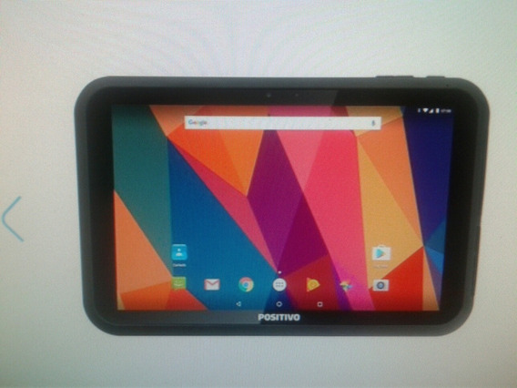 Tablet Positivo T1075 32gb Quad Core 4g Wifi Sim Android 7.0
