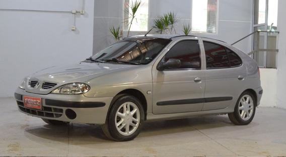 Renault Megane Bic 2008 Gnc 1.6 16v Gris Excelente Estado!!