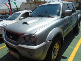Mitsubishi L200 2.5 Gls Sport 4x4 Cd 8v Turbo Intercooler