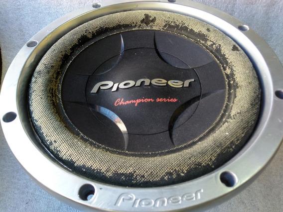 Subwoofer Pioneer 12 Usado