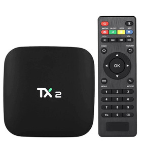 Smart Tv Box Tx2 Android 7.1 2gb Ram 16gb Rom